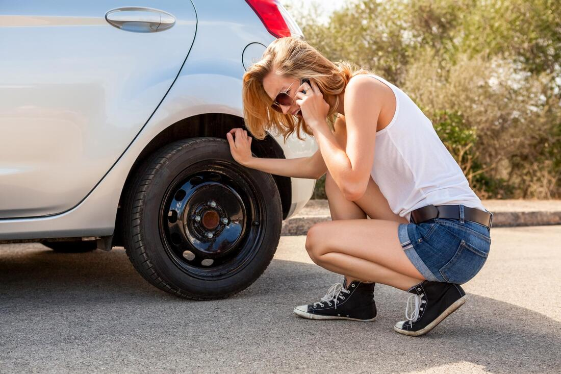 affordable flat tire replacement service